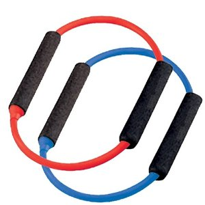 SPRI Red and Blue Xerings (Medium and Heavy Resistance)
