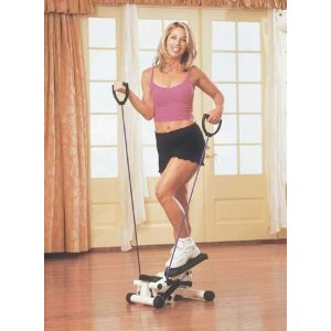 Phoenix Denise Austin 99120 Mini Stepper Plus