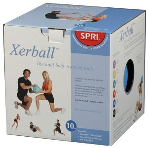 SPRI Xerball Exercise Medicine Ball