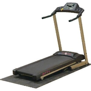 Best Fitness BFT1 Folding Treadmill