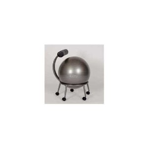 Fitball Chair w/Silver Ball