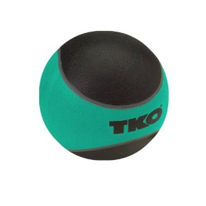 TKO 509RMB 6-Pound Rubberized Medicine Ball