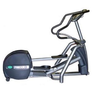 Precor EFX 546 Elliptical Heart Rate VERSION 3 CORDLESS REMANUFACTURED