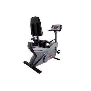 Life Fitness LifeCycle 9500HR Recumbent Exercise Bike (Factory Refurbished)