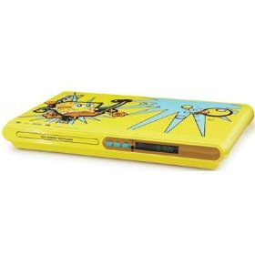 Spongebob DVD Player