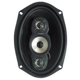 Lanzar VX694 VX 6-Inchx 9-Inch Four-Way Speakers