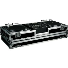 Marathon MA-DJ12W-BATTLE Flight Ready Case