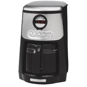 KitchenAid KCM534 Coffee Maker, 14 Cup Programmable