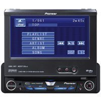 Pioneer AVH-P4900DVD In-Dash DVD Multimedia A/V Receiver With 6.5