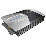 Lanzar MXA232 Max Pro 1000 Watt 2 Channel High Power Mosfet Amplifier