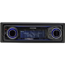 Kenwood KDC-MP642U WMA/MP3 CD Receiver with Satellite/HD Radio/Bluetooth/iPhone Ready