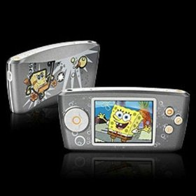 Spongebob Media Player 1G Silv