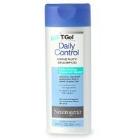 Neutrogena T-Gel Daily Control Dandruff Shampoo 8.5 fl oz (250 ml)