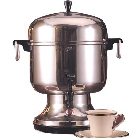 Farberware fsu236 steel coffee maker 36cup