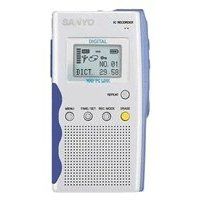 Sanyo icbr100 recorder 4mb hispeed download thru usb port