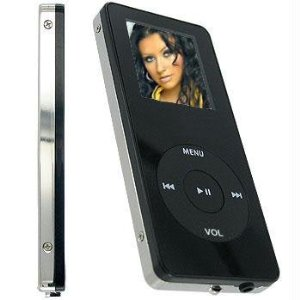 2gb Mp3 Media Player with 1.8 Inch TFT Screen