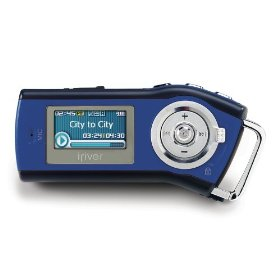 IRiver T10 1 GB MP3 Player