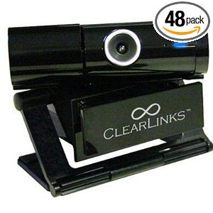 Clearlinks Webcam 1.3MP USB 2.0 Motion Tracking P/t/z Deluxe