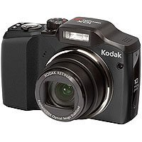 Kodak Easyshare Z915 10MP Digital Camera with 10x Optical Image Stabilized Zoom with 2.5 inch LCD (Black)