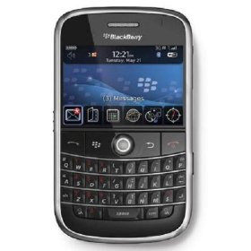 Blackberry Bold 9000 Unlocked Phone with 2 MP Camera, 3G, Wi-Fi, GPS, and MicroSD Slot--International Version with No Warranty