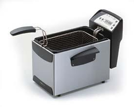 Presto 05462 fryer deep steel profry digital