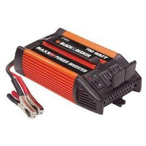 BLACK & DECKER MAXX SST 750 Watt Power Inverter