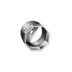 Bearing Locknut Socket - 4 3/8 In - 8 Pt