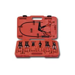 Hose Clamp Pliers Set - 7-Pc