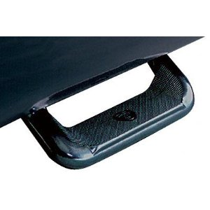 CARR 120251 Super Hoop Multi-Mount Step For Select Vehicles, Black