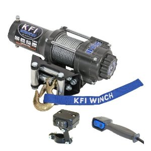 KFI 3000lb ATV Winch Kit - ATV Series