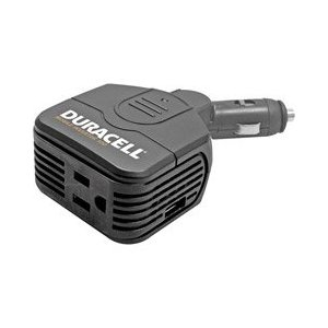 Duracell 100W Mobile Inverter with USB Port