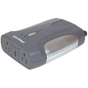 CyberPower CPS400AI 400 Watt Power Inverter with USB Port