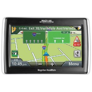 Magellan RoadMate 1440 4.3-Inch Touch Screen Portable GPS Navigator (Factory Refurbished)