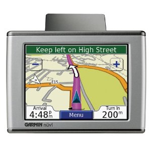 Garmin n�vi 350 3.5-Inch Portable GPS Navigator (Factory Refurbished)