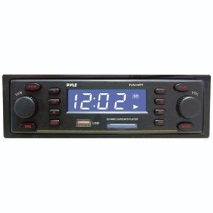 PYLE PLR21MPF AM/FM-MPX Receiver MP3 Playback with USB/SD Ports