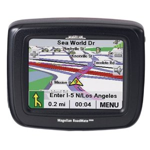 Magellan Roadmate 2000 GPS System (Refurbished)
