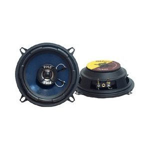 PYLE PLS50 5.25-Inch 180 Watt Super Slim Two-Way Speakers