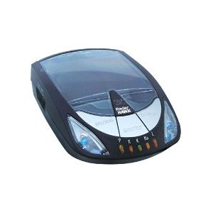 RadarHawk SM Wireless Solar Powered Radar Detector