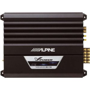 Alpine V-Power MRA-F350 - Amplifier - 5-channel