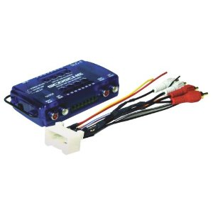 Scosche Ta03B Amplifier Harness For 2000 and Up Toyota