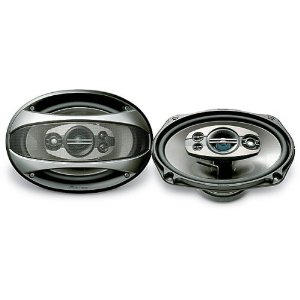 Pioneer TS-A6993R 6-Inch X 9-Inch, 460-Watt 5-Way Speakers