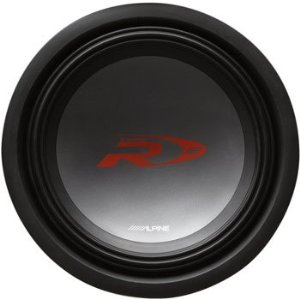 Alpine Type-R SWR-1222D - Car subwoofer driver - 500 Watt - 12
