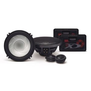 Alpine Type-X SPX-17REF - Car speaker - 75 Watt - 2-way - component