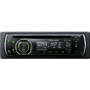 Pioneer Deh-1100Mp In-Dash Cd/Mp3/Wma Cd Receiver