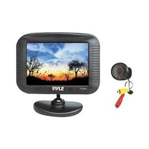 PYLE PLCM35 3.5-Inch TFT LCD Monitor/Night Vision Rear View Camera