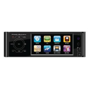 Power Acoustik PT-4333NR 4.3-Inch Exact-fit Din-Sized DVD Receiver