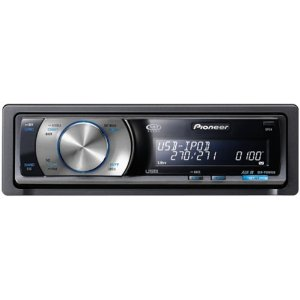 Pioneer DEH-P5000UB In-Dash CD/MP3/WMA/iTunes AAC/WAV Receiver