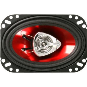 Boss CH4620 4-Inch x 6-Inch 2-Way Speaker