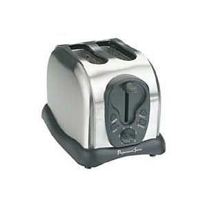 Professional Series PS77401 Stainless-Steel 2-Slice Toaster