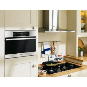 H4042BM Miele Chef Series Convection Speed Oven - Stainless Steel